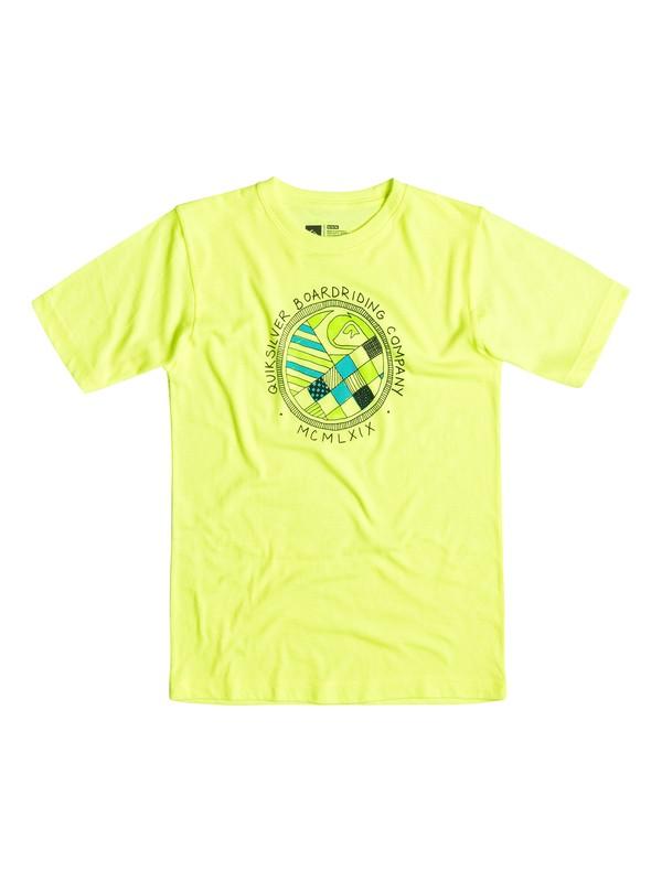 0 Camiseta Check -A -Round - Bebé  40674074 Quiksilver