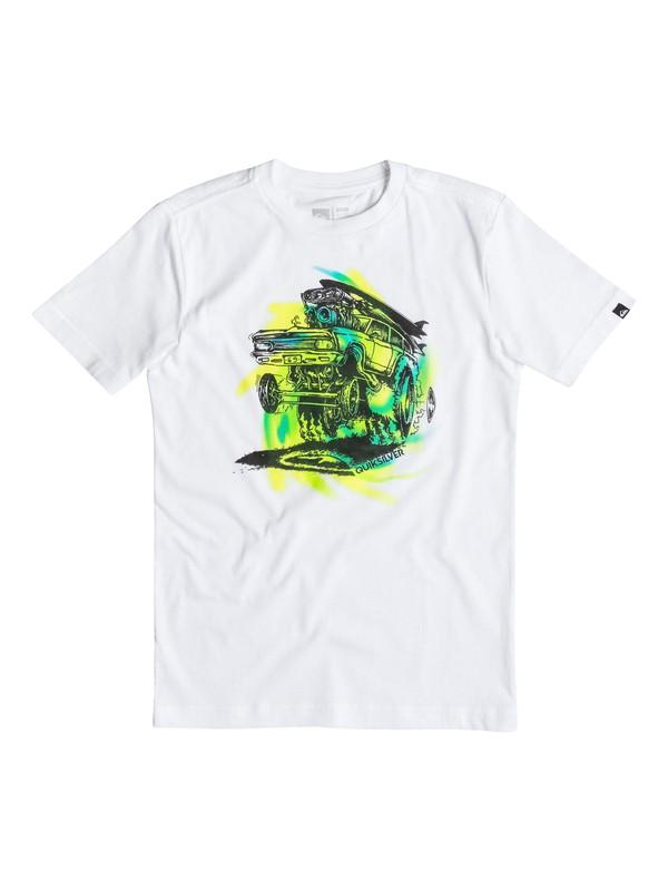 0 Camiseta Rat Wagon - Bebé  40674084 Quiksilver