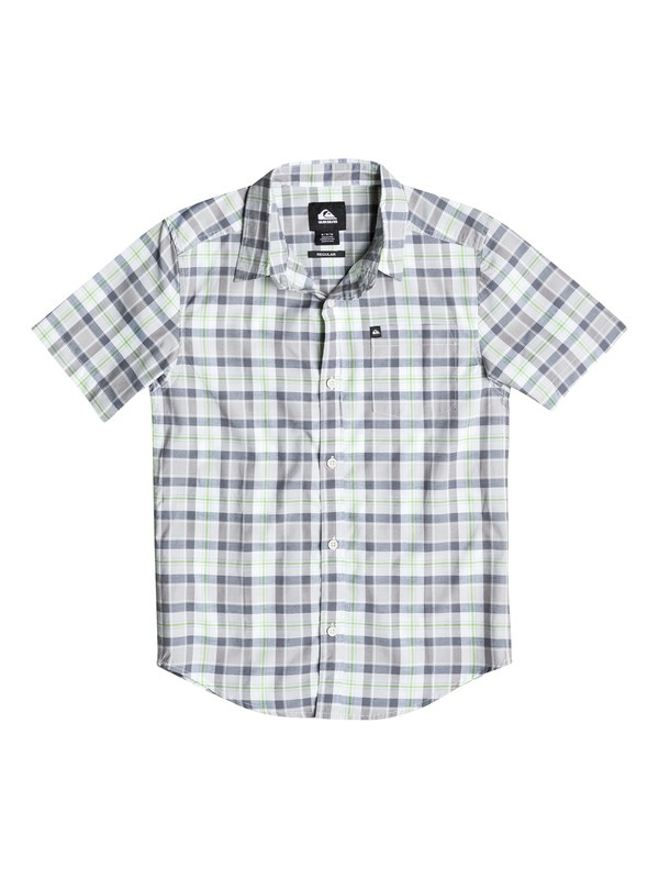 0 Baby Patman Short Sleeve Shirt  40674138 Quiksilver