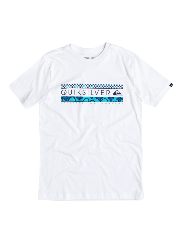 0 Baby Flashpoint T-Shirt  40674165 Quiksilver