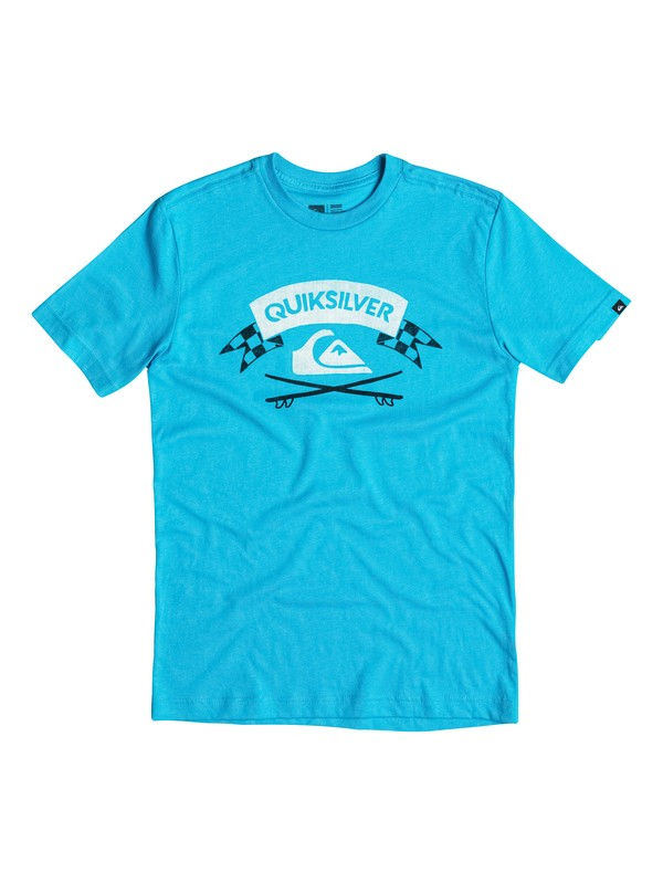 0 Baby Crossed Boards T-Shirt  40674183 Quiksilver