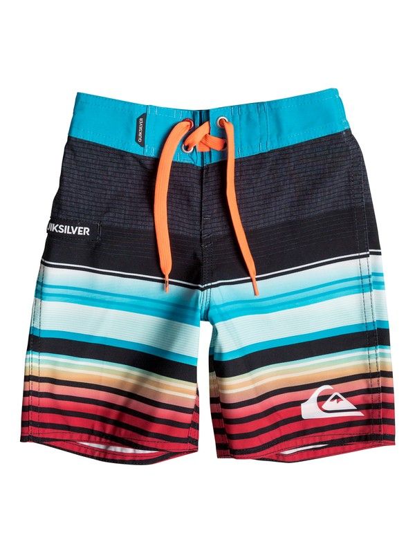 0 Baby Everyday Stripe Boardshorts  40675038 Quiksilver