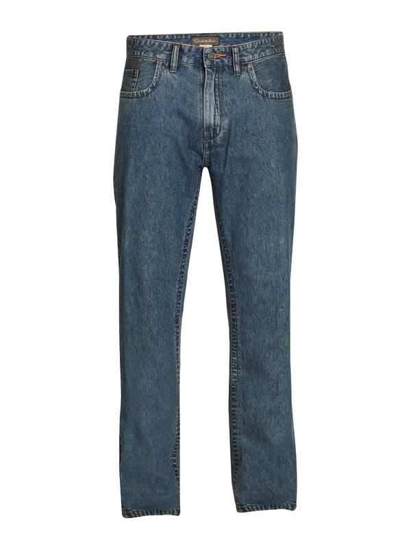0 Men's Mavericks Straight Fit Jeans  505288 Quiksilver