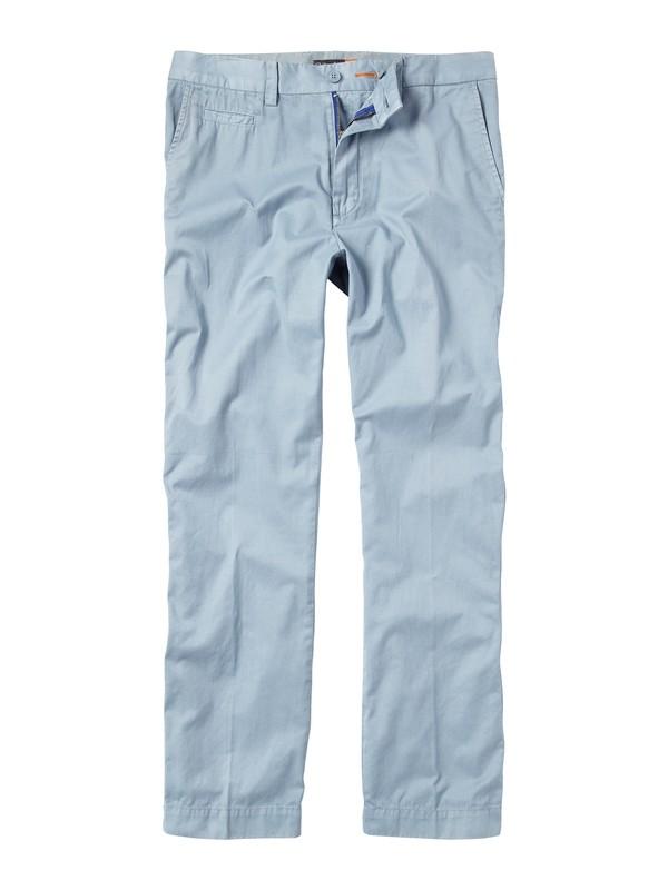 0 Men's Brizzie Chino Pants  505291 Quiksilver
