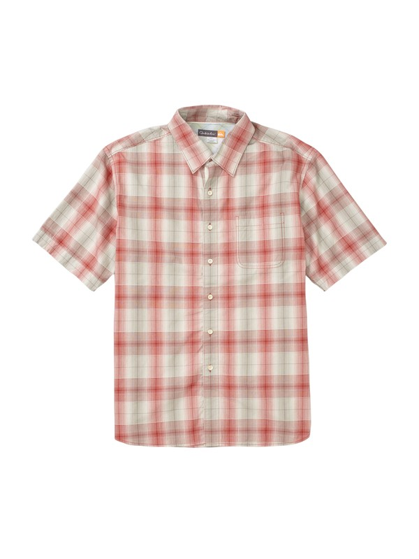 0 Men's Dana Point Shirt  509762 Quiksilver