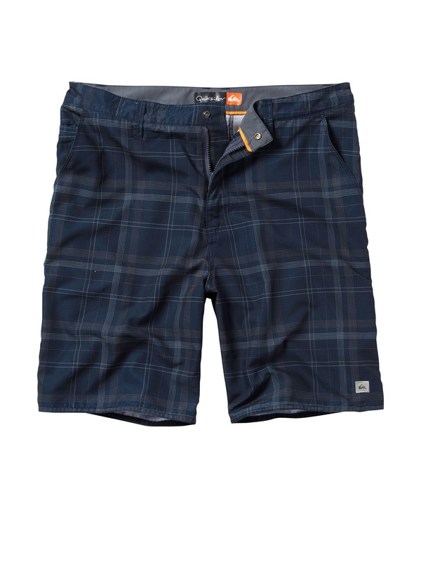 0 HUNTINGTON PLAID  511009 Quiksilver