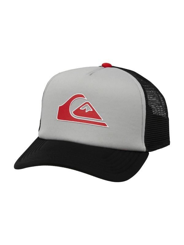 0 Threve Trucker Hat  852074 Quiksilver