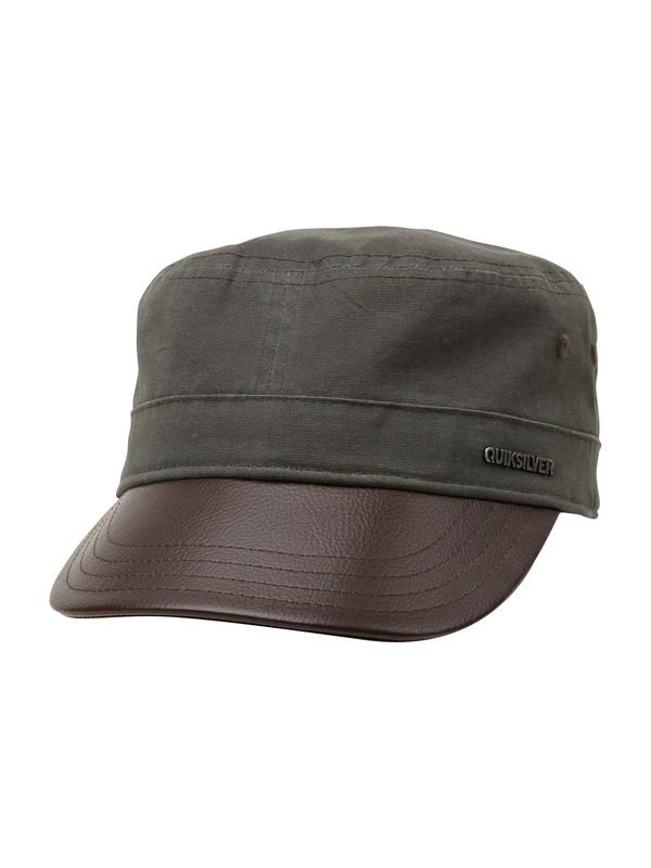 0 Marauder Military Hat  852091 Quiksilver
