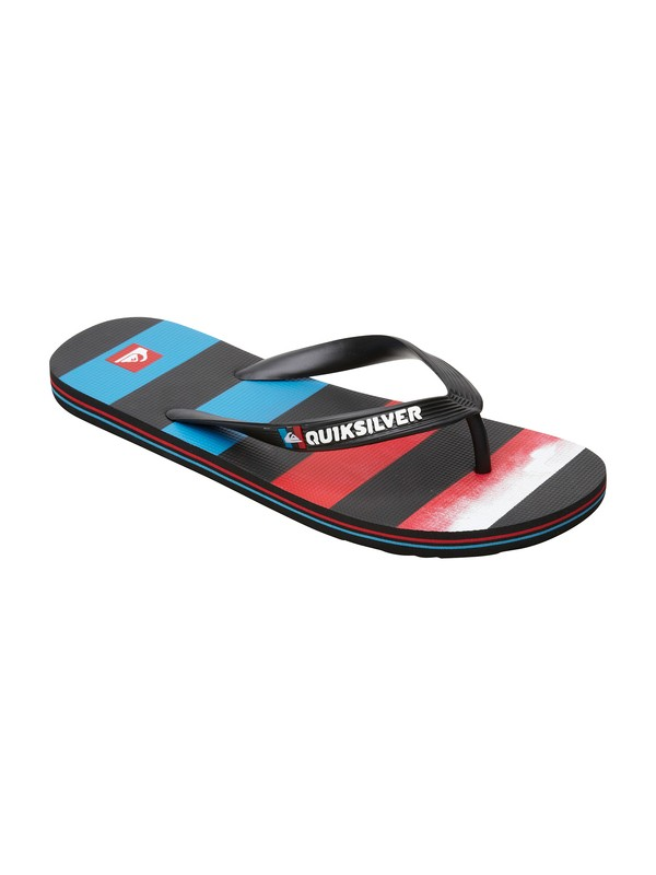 0 Molokai Art Series Sandals  857382 Quiksilver