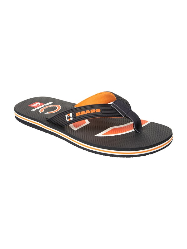 0 Chicago Bears NFL Sandals  857429 Quiksilver