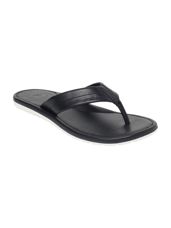 0 Teahupoo Leather Sandals  857453 Quiksilver