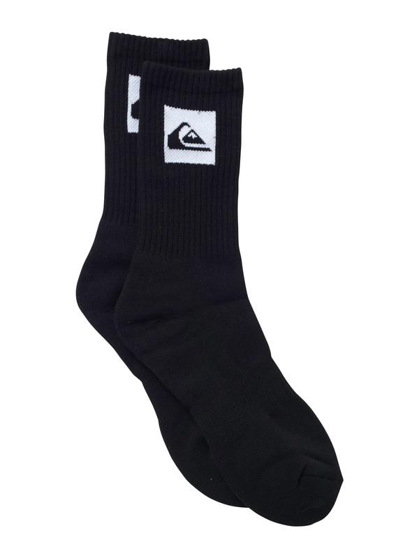 0 Manic Crew Socks  860206 Quiksilver