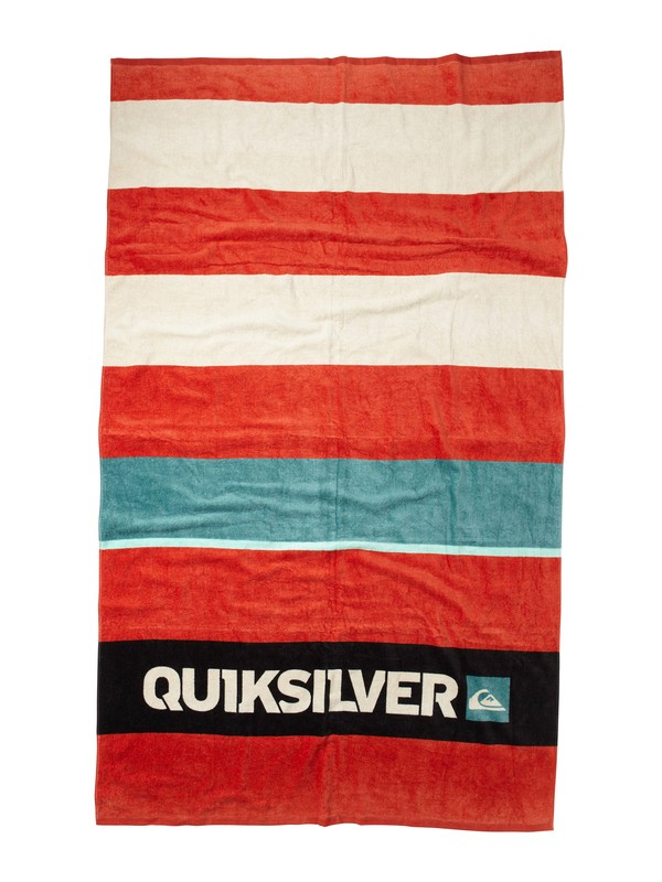 0 Floored Beach Towel  861488 Quiksilver
