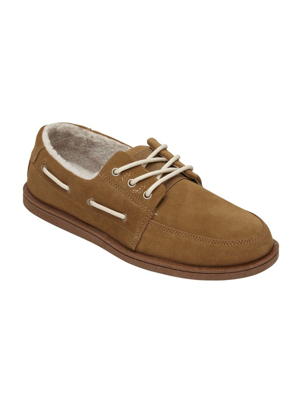 0 Surfside Low Suede Shoes  867230 Quiksilver
