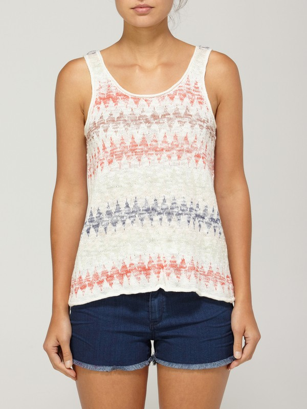 0 QSW Wave Crest Tank  874133 Quiksilver
