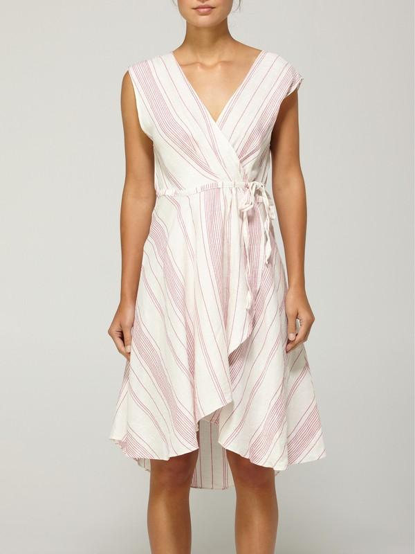 0 QSW Hibiscus Dress  875268 Quiksilver