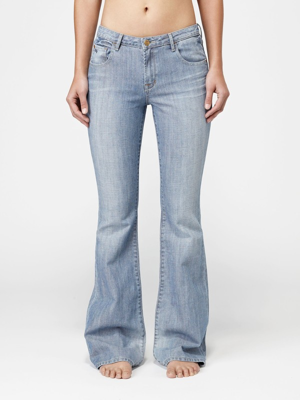 0 QSW LightHouse Highs Jeans  891092 Quiksilver