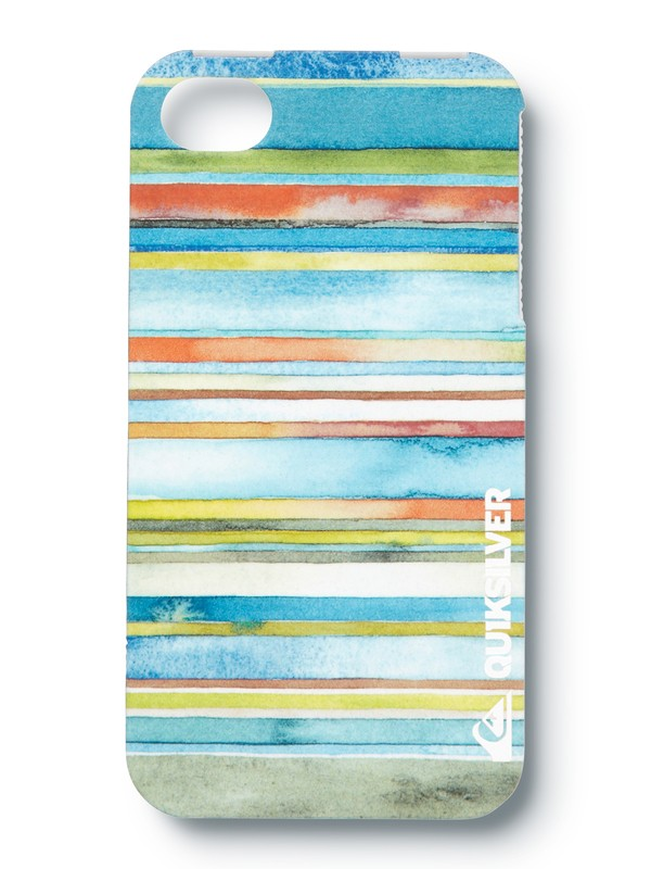 0 Blanket Stripe iPhone 5 Case  A11026 Quiksilver