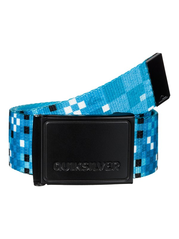 0 Boys 8-16 Badge Jr. Belt  AQBAA03012 Quiksilver