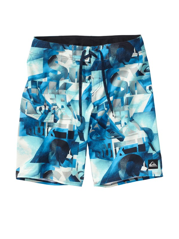 0 Boys 8-16 Night Waka Boardshorts  AQBBS00169 Quiksilver