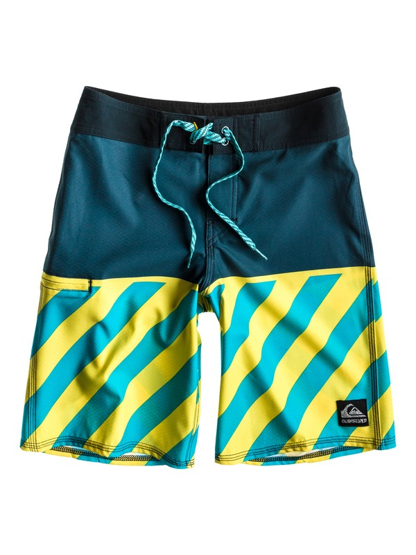 0 Boys 8-16 Young Guns Boardshorts  AQBBS00185 Quiksilver