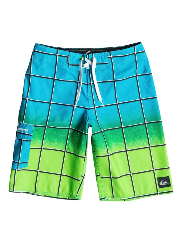 0 Boys 8-16 Electric Colors Boardshorts  AQBBS03059 Quiksilver