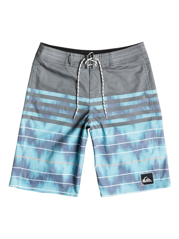 """0 Boys 8-16 Swell Vision 19"""" Boardshorts  AQBBS03069 Quiksilver"""
