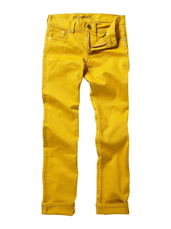 0 Boys 8-16 Distortion Jeans  AQBDP00003 Quiksilver