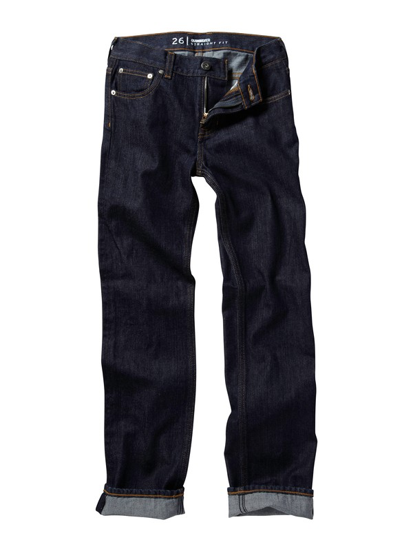 0 Boys 8-16 Distortion Jeans  AQBDP00004 Quiksilver