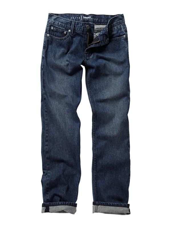 0 Boys 8-16 Revolver Jeans  AQBDP00008 Quiksilver