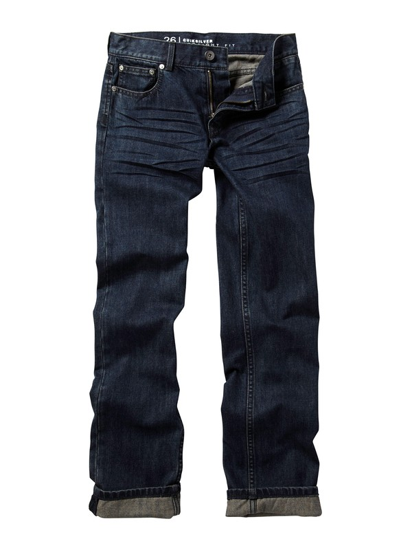 0 Boys 8-16 Revolver Straight Fit Jeans  AQBDP00010 Quiksilver