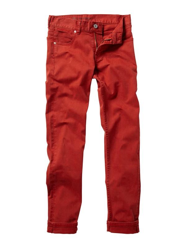 0 Boys 8-16 Zeppelin Jeans  AQBDP00011 Quiksilver