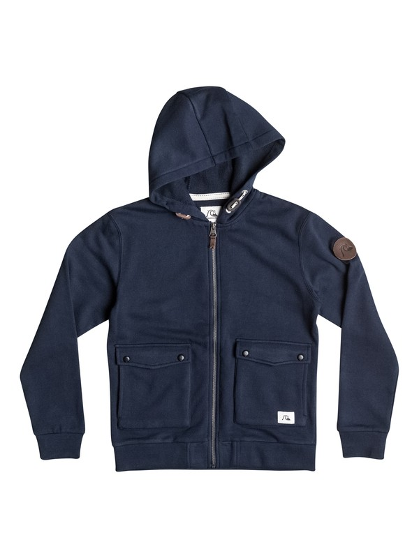 0 Ashley Youth Zip Hoodie  AQBFT03001 Quiksilver