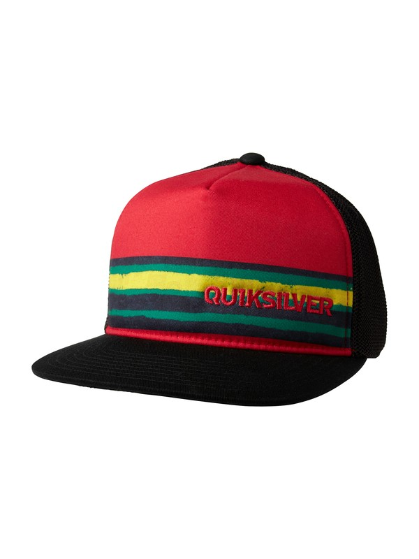 0 Boys 8-16 Rover Hat  AQBHA00022 Quiksilver