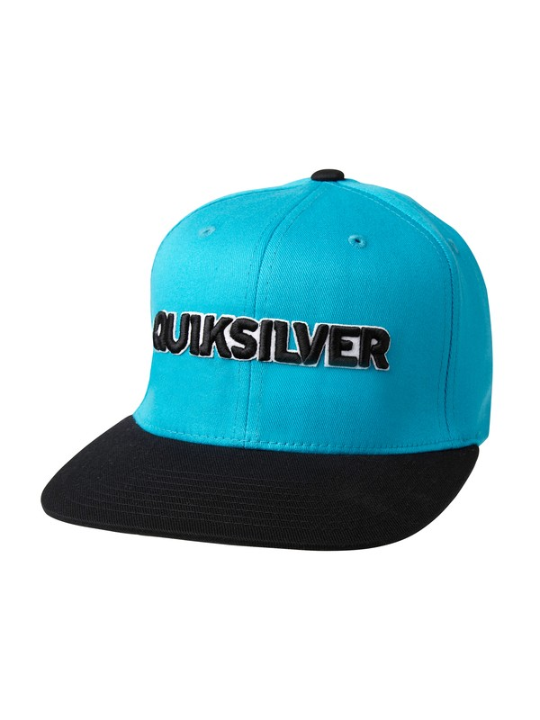 0 Boys 8-16 Wordmark Hat  AQBHA00024 Quiksilver