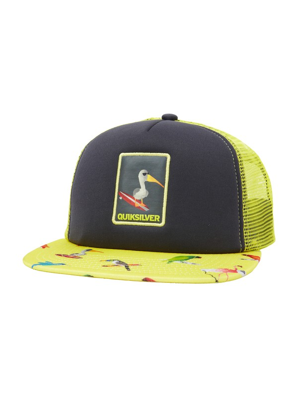 0 Boys 8-16 Pluck Hat  AQBHA00052 Quiksilver