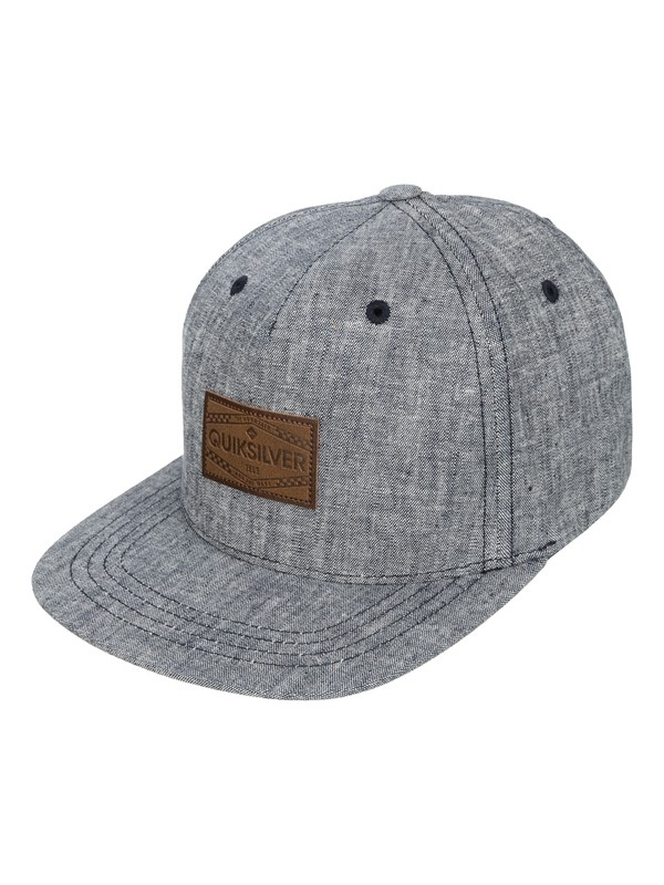 0 Boys 2-7 Glassy Fit Flexfit Hat  AQBHA03076 Quiksilver