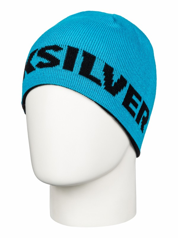 0 Boys 8-16 Feeling The Heat Beanie  AQBHA03084 Quiksilver