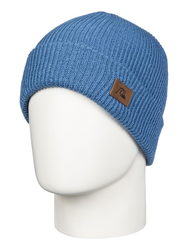 0 The Beanie - Bonnet à revers  AQBHA03090 Quiksilver