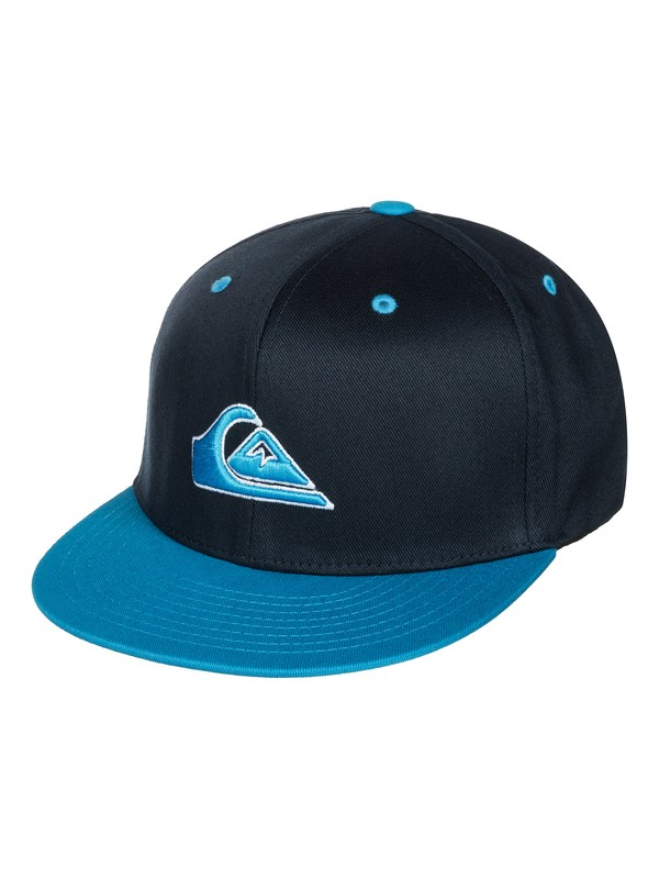0 Boys 8-16 Stuckles Flexfit Hat  AQBHA03093 Quiksilver