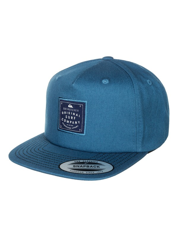 0 Boys 8-16 Balinda 5-Panel Snapback Hat  AQBHA03094 Quiksilver