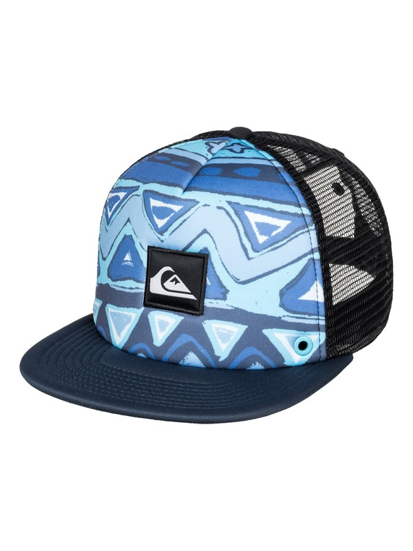 0 Boys 8-16 Boardies Trucker Hat  AQBHA03112 Quiksilver