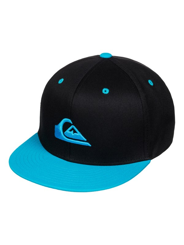 0 Boys 8-16 Stuckles Flexfit Hat  AQBHA03127 Quiksilver