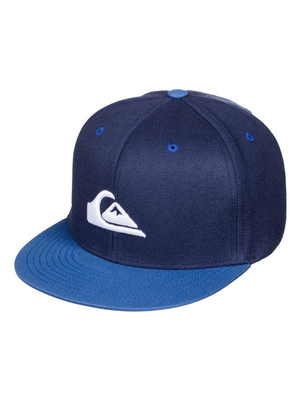 0 Stuckles - Cap Blau AQBHA03127 Quiksilver
