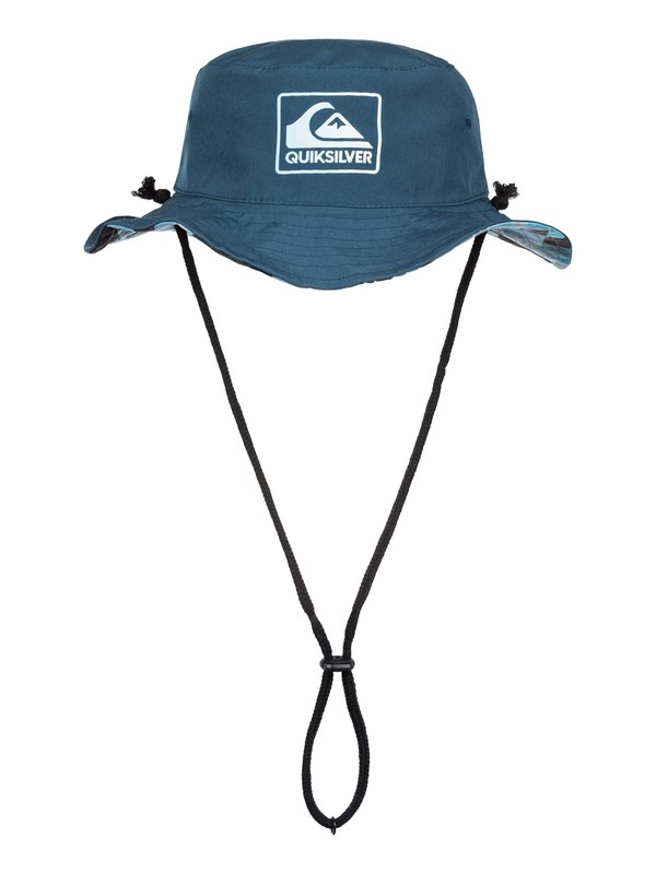 0 Boys 8-16 Sunny Reversible Sun Protection Hat  AQBHA03145 Quiksilver