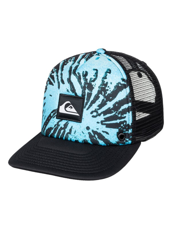 0 Boys 8-16 Boardies Trucker Hat  AQBHA03155 Quiksilver