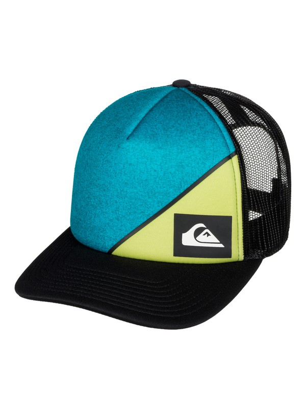 0 New Wave Fader - Gorra Tipo Trucker  AQBHA03222 Quiksilver