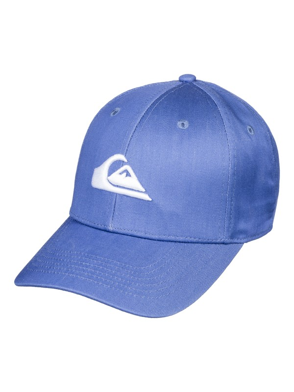 0 Decades - Snapback Cap for Boys 8-16 Blue AQBHA03224 Quiksilver