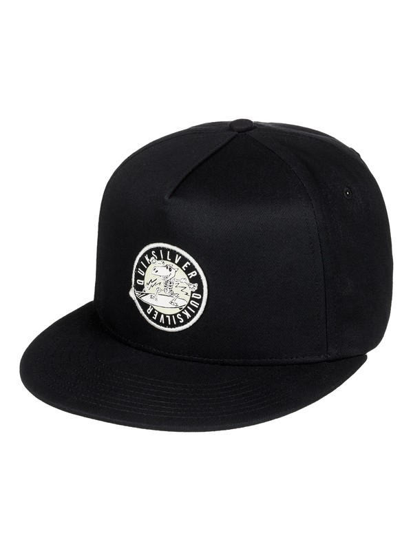 0 Glowride - Casquette snapback  AQBHA03240 Quiksilver