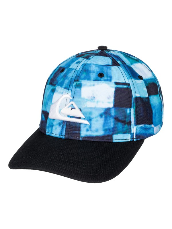 0 Tail Spinner - Snapback Cap for Boys 8-16  AQBHA03251 Quiksilver